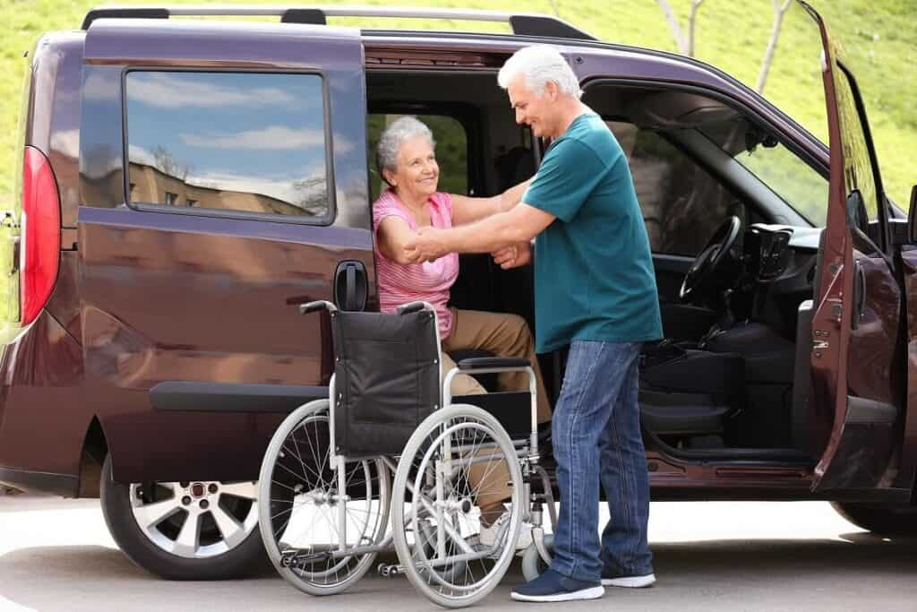 Transportation For The Elderly